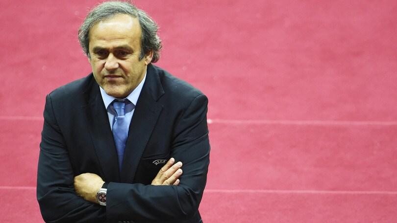 Uefa, la richiesta di Platini: 7 milioni di risarcimento