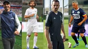 Inter-Juve, quanti doppi ex: da Ibrahimovic a Roberto Baggio