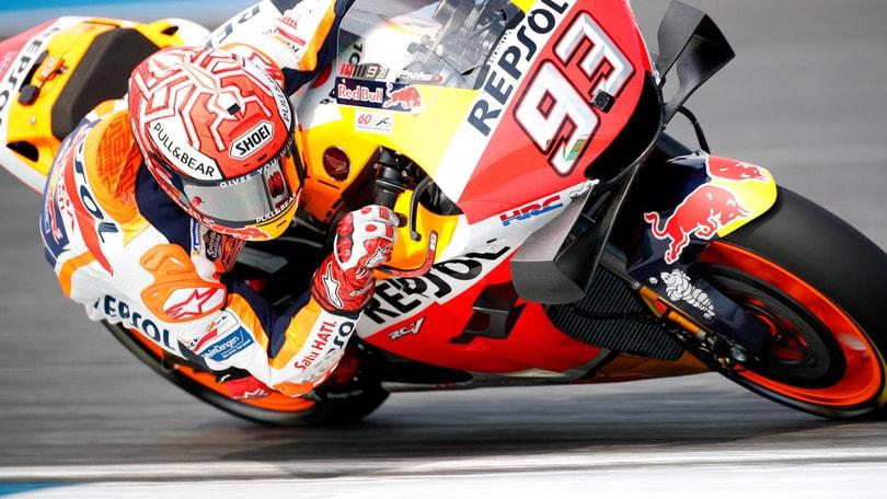 Gp Thailandia, Marquez: