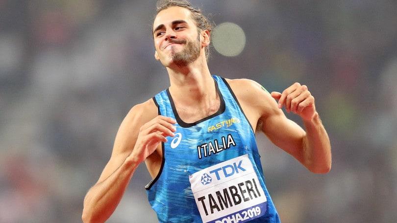 Niente medaglia per Tamberi: ottavo nella finale del salto in alto