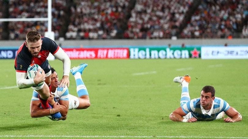 Mondiali di rugby: vincono Inghilterra e Australia