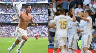James Rodriguez entra e segna: che esultanza con il Real!