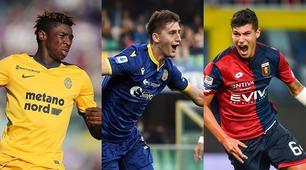 Kumbulla, altro Millennials a segnare in Serie A: tutti i nomi