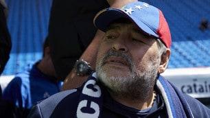 Maradona, primo trionfo con il Gimnasia