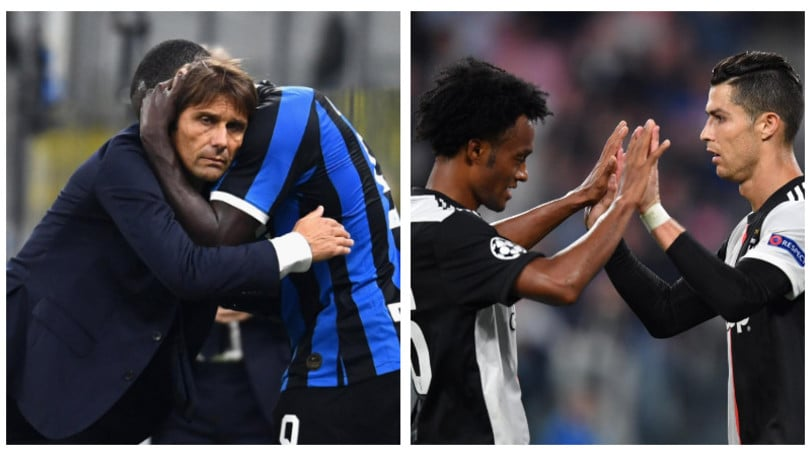 Diretta Inter-Juventus ore 20.45: formazioni ufficiali e dove vederla in tv