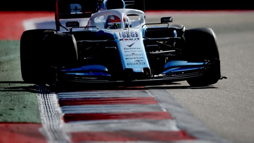 La Williams lavorà già per il 2020