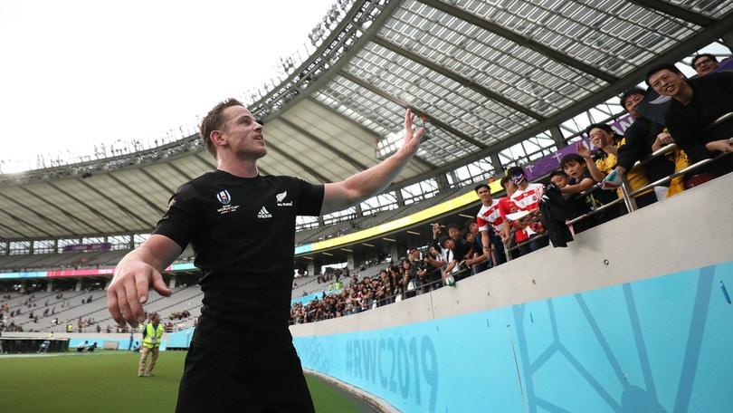 Mondiali di rugby, la Nuova Zelanda passeggia sulla Namibia 71-9
