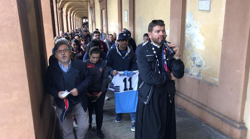 Bologna-Lazio: Mihajlovic sarà in panchina al Dall'Ara