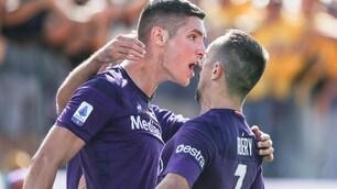 Fiorentina, altra vittoria: Udinese ko con Milenkovic