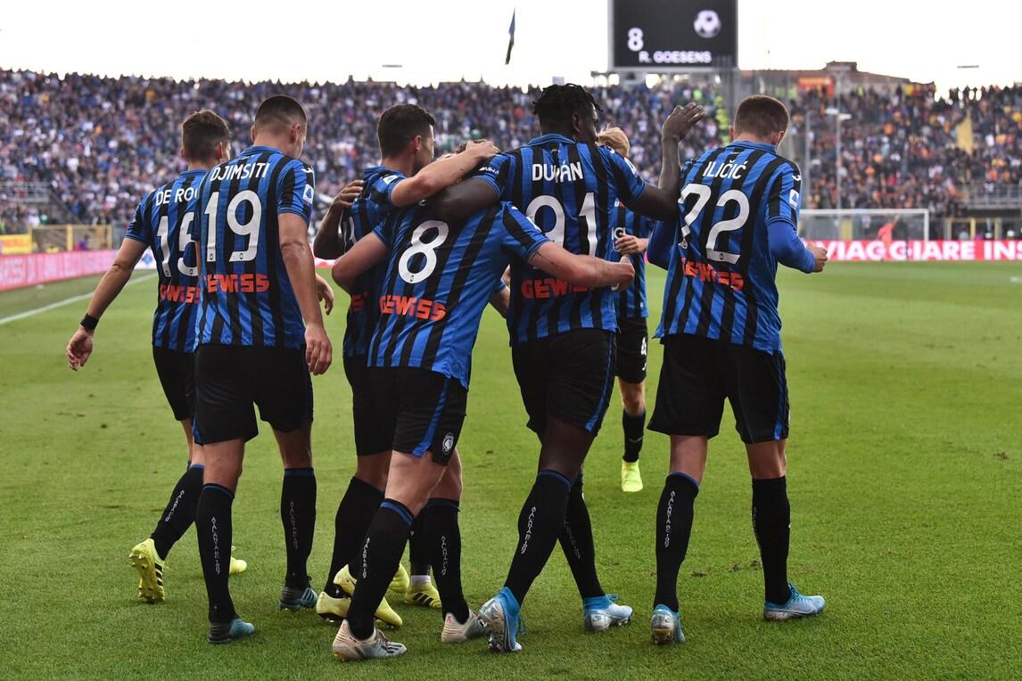 L'Atalanta fa festa nel nuovo stadio: 3-1 al Lecce
