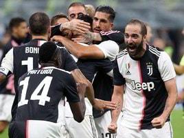 Inter-Juve 1-2: i bianconeri si prendono la vetta