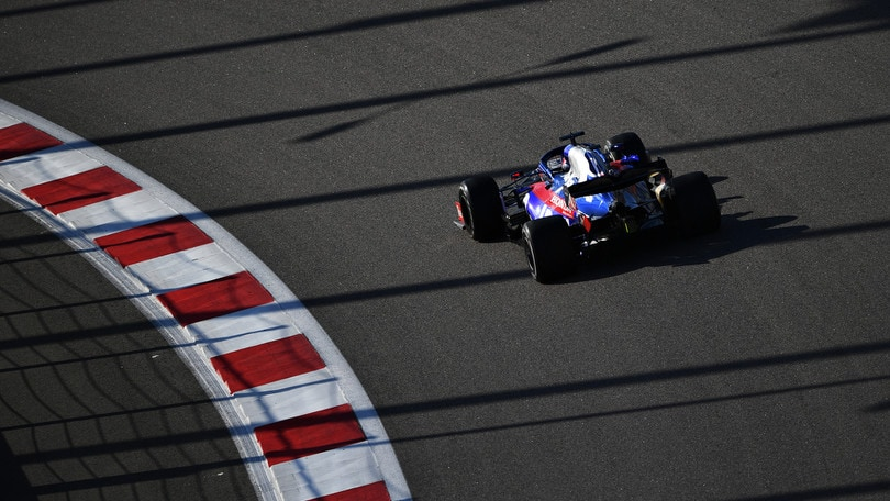 F1, Giappone: la star Yamamoto sulla Toro Rosso nelle libere