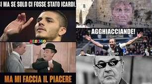 Inter-Juve, Sarri batte Conte: le ironie impazzano sui social