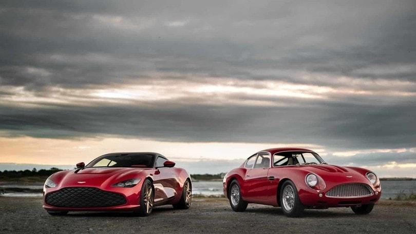 Aston Martin DBS GT Zagato, la serie d'oro in 19 esemplari