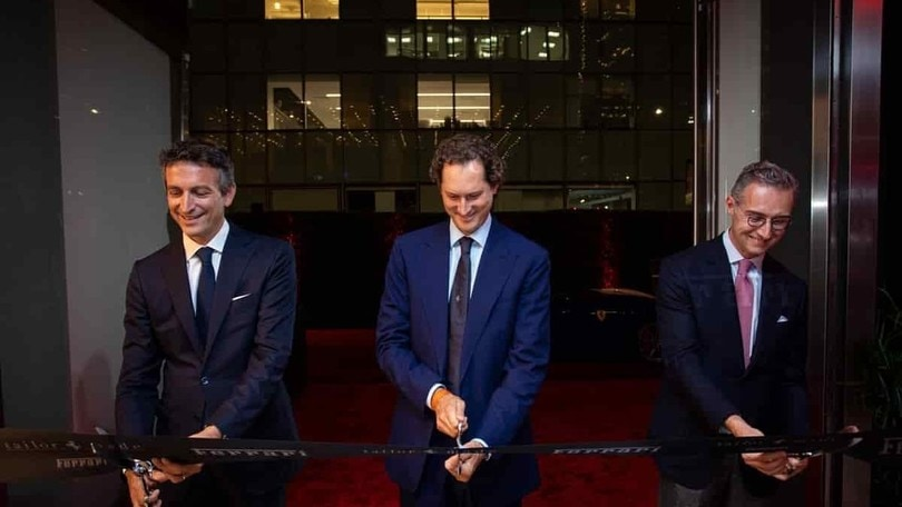 Ferrari Tailor Made arriva nella Grande Mela