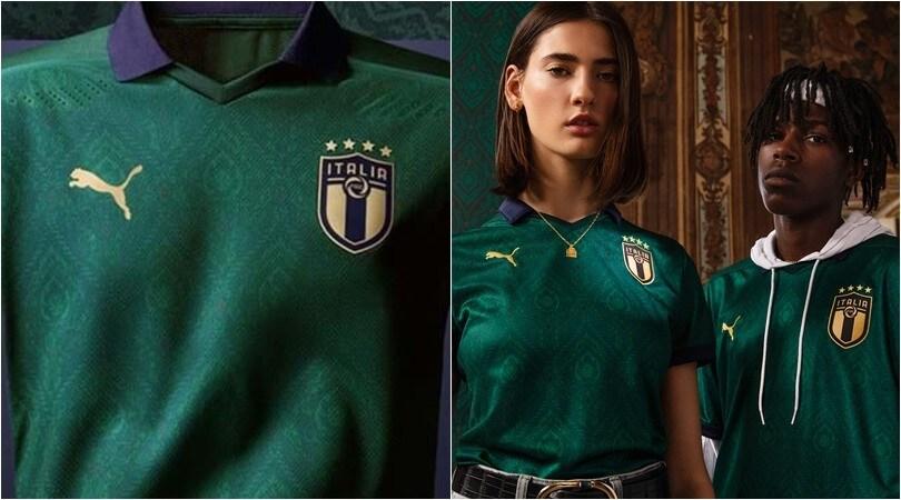 """Italia, contro la Grecia in maglia verde: omaggio ai """"giovani talenti"""""""
