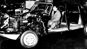Citroën, 50 anni fa un milione di DS: le immagini