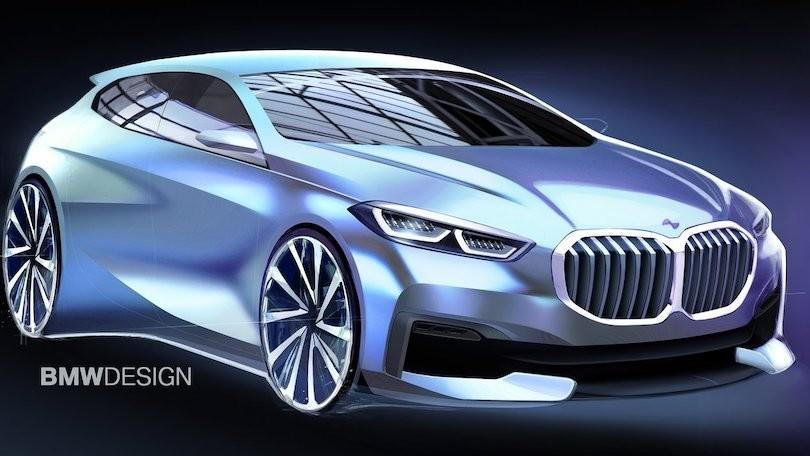 BMW Serie 1 elettrica, una i1 in arrivo