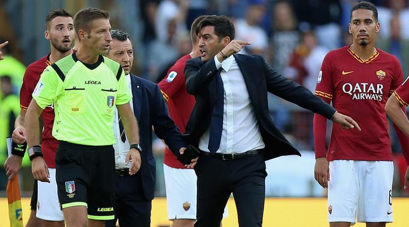 La Roma alza il muro: oggi il giudice sportivo su Fonseca e i giocatori