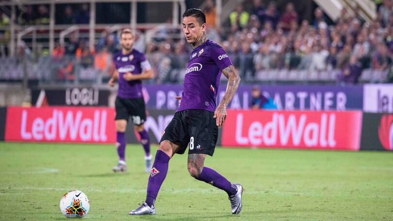 Fiorentina, Pulgar si è trasformato in un assegno circolare