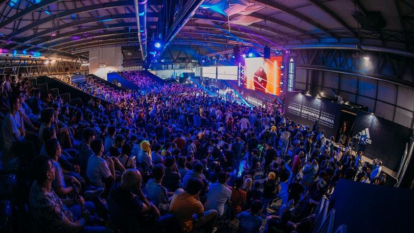 Adidas Esports Arena: un vero successo alla Milan Games Week
