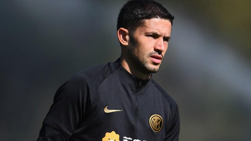 Inter, nuovo infortunio per Sensi: risentimento muscolare