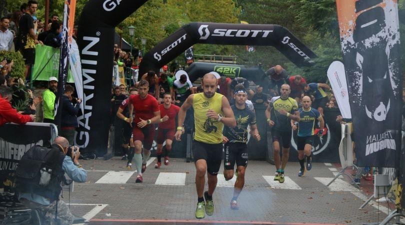 Coletta e Dambruoso conquistano all'Inferno il Campionato Italiano OCR