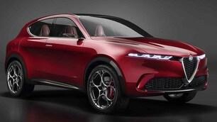 Alfa Romeo Tonale, tutte le immagini ufficiali: le foto