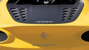 Ferrari Sergio Pininfarina: le immagini