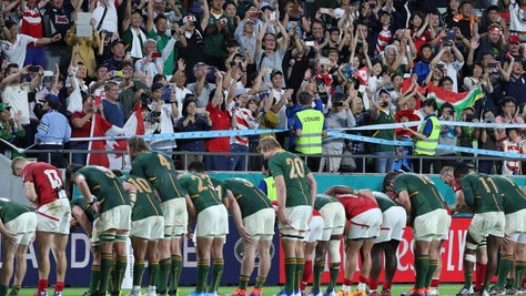 Mondiali di rugby, il tifone Hagibis spaventa il Giappone