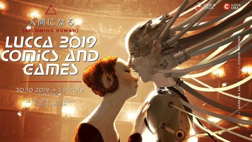 Lucca Comics and Games 2019: annunciato il programma