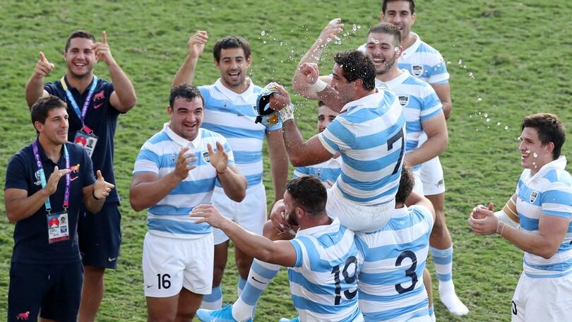 L'Argentina batte gli Stati Uniti, la Scozia umilia la Russia 61-0
