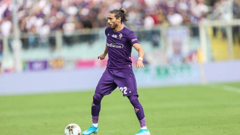 Fiorentina, con Caceres è una difesa bunker