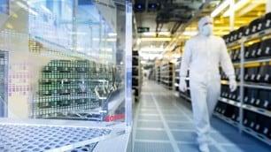 Bosch, i nuovi super microchip: le immagini