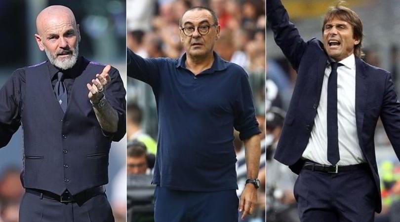 Pioli interista? Da Sarri a Conte: quando l'allenatore-tifoso passa ai 'nemici'