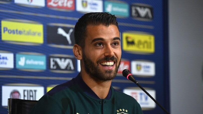 """Spinazzola, messaggio a Fonseca: """"A sinistra mi trovo molto meglio"""""""