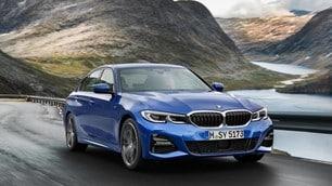 Nuova BMW Serie 3: le immagini