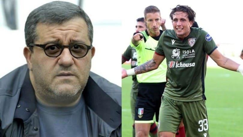"""Raiola difende Luca Pellegrini: """"Ha provocato gli ex compagni? Fake news!"""""""