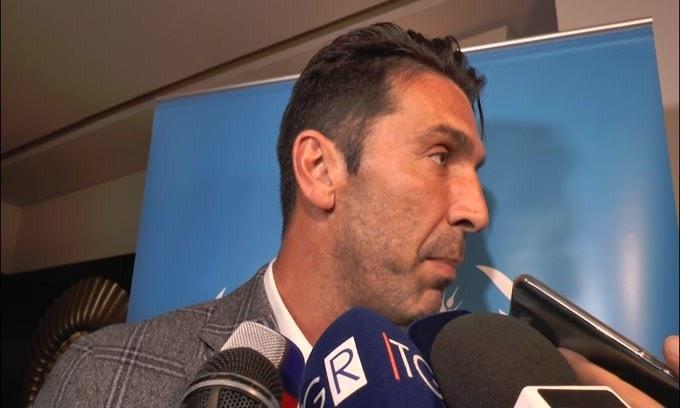 """Buffon: """"Solo alla Juve avrei potuto accettare questo ruolo"""""""