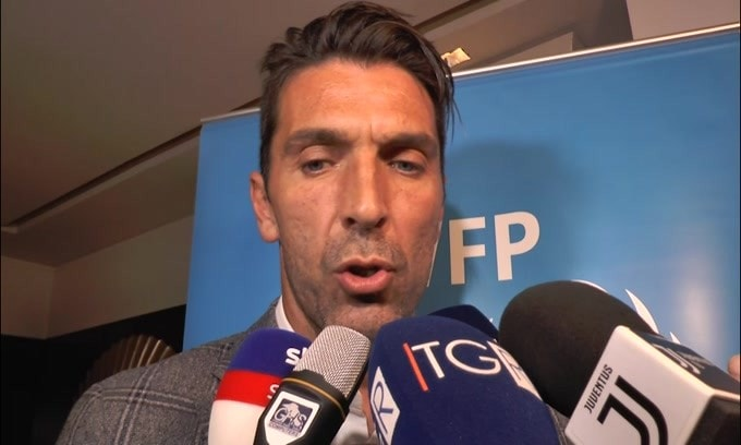 """Buffon: """"Con Conte l'Inter è la rivale principale"""""""