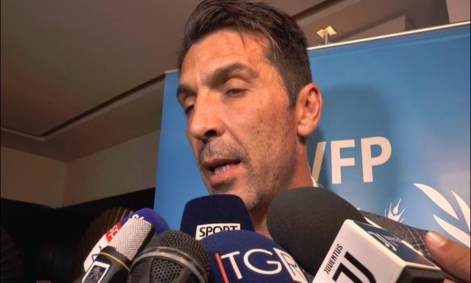 """Buffon su Sarri: """"Ci piace il suo calcio"""""""