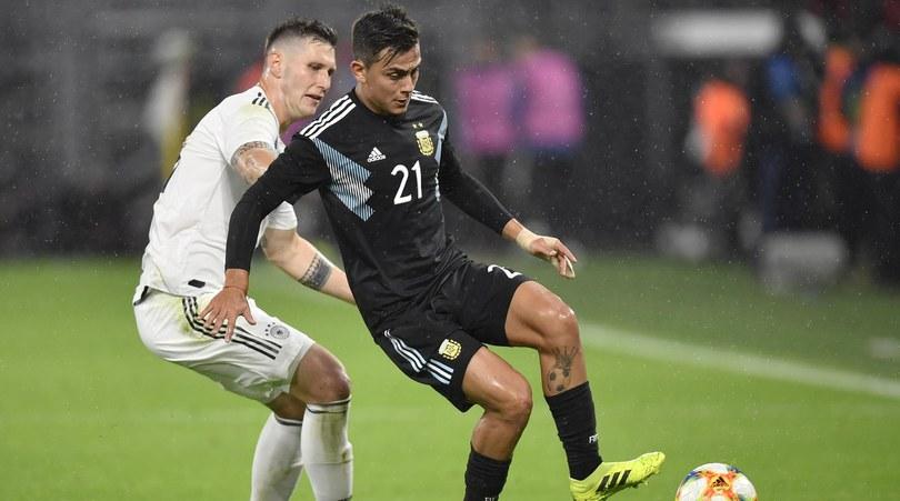 Germania-Argentina 2-2: Dybala e Lautaro non brillano
