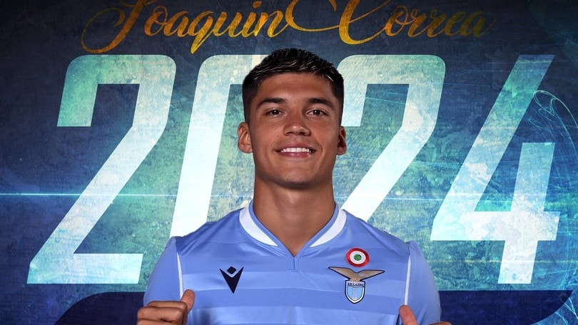 Lazio, ufficiale: Correa ha rinnovato fino al 2024