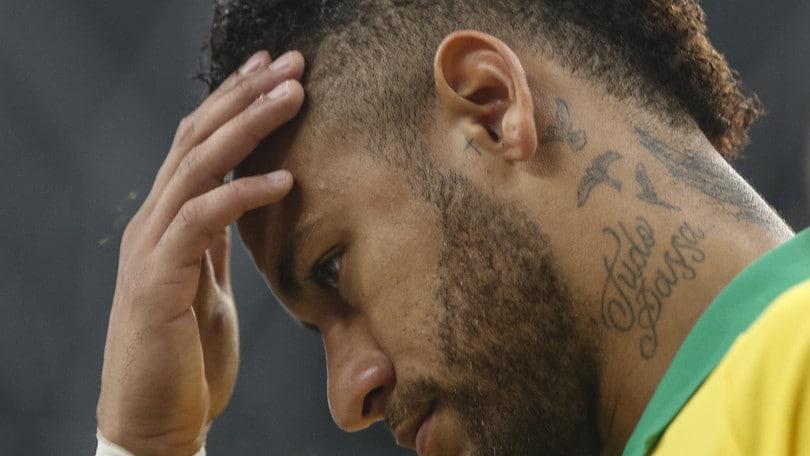 Brasile-Senegal 1-1: Neymar fa 100, Alex Sandro e Koulibaly in campo