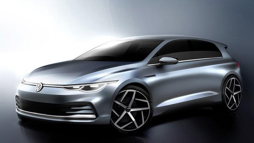 Nuova Volkswagen Golf 8: cosa aspettarci