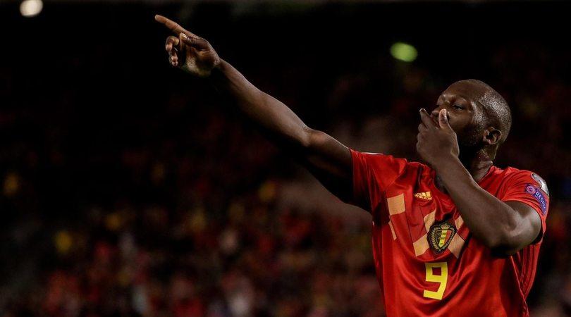 Il Belgio ne fa 9, doppietta Lukaku: Elmas trascina la Macedonia, tripletta per Lewandowski
