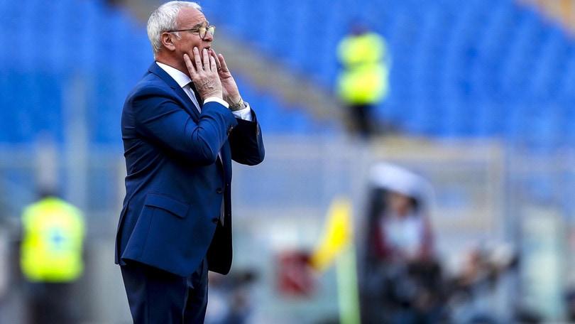 Samp, Ranieri nuovo allenatore: esordirà contro la Roma