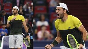 Berrettini in semifinale a Shanghai. E arriva anche il best ranking (11)