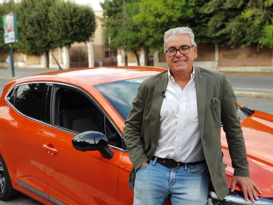 Test Drive Experiences: la prova di Roma della Renault Clio