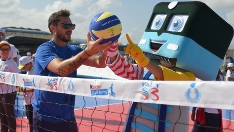 Maida ha risposto in 2500 per Gioca Volley S3 in Sicurezza